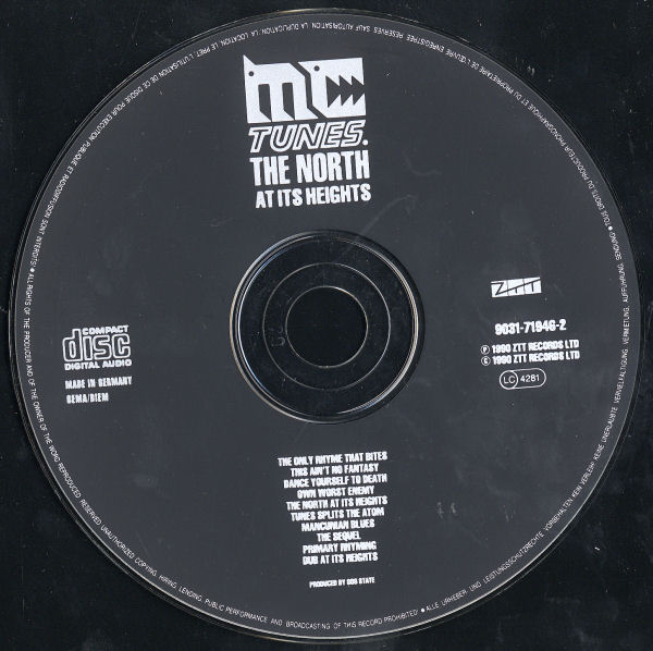 MC Tunes - The North At Its Heights
