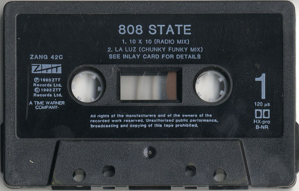 808 State - 10x10