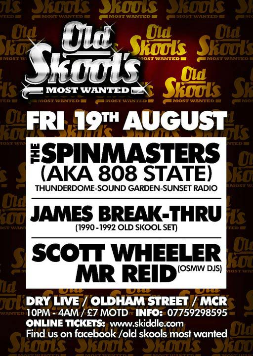 spinmasters flyer