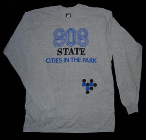 cities in the park shirt